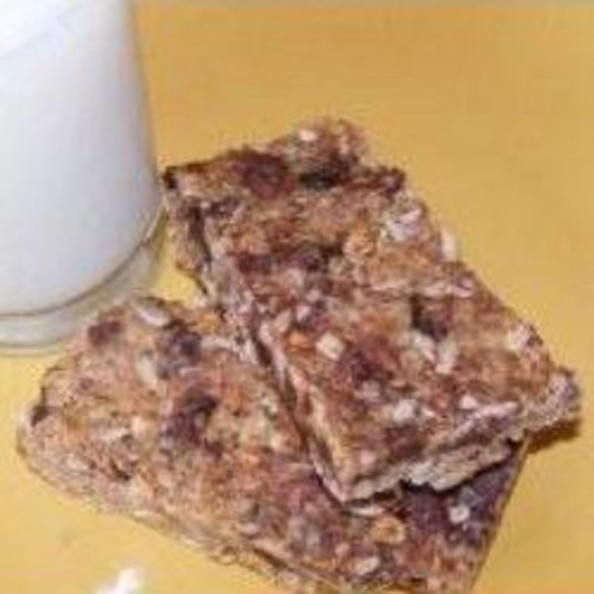 Healthy Homemade Granola Bars with Coconut Oil
