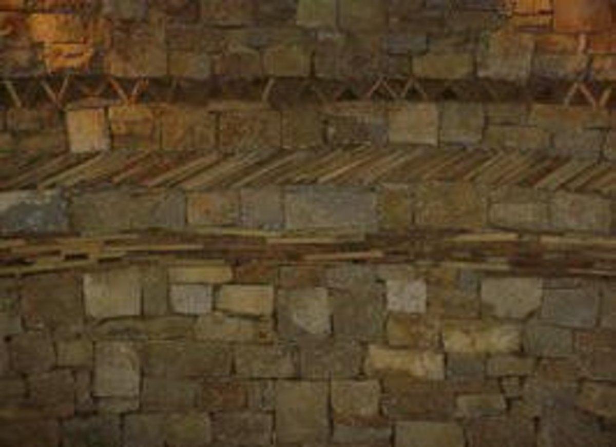 Mapungubwe replica wall