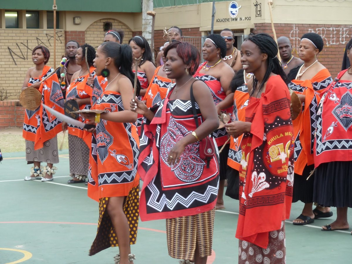 Swazi Traditional Wedding