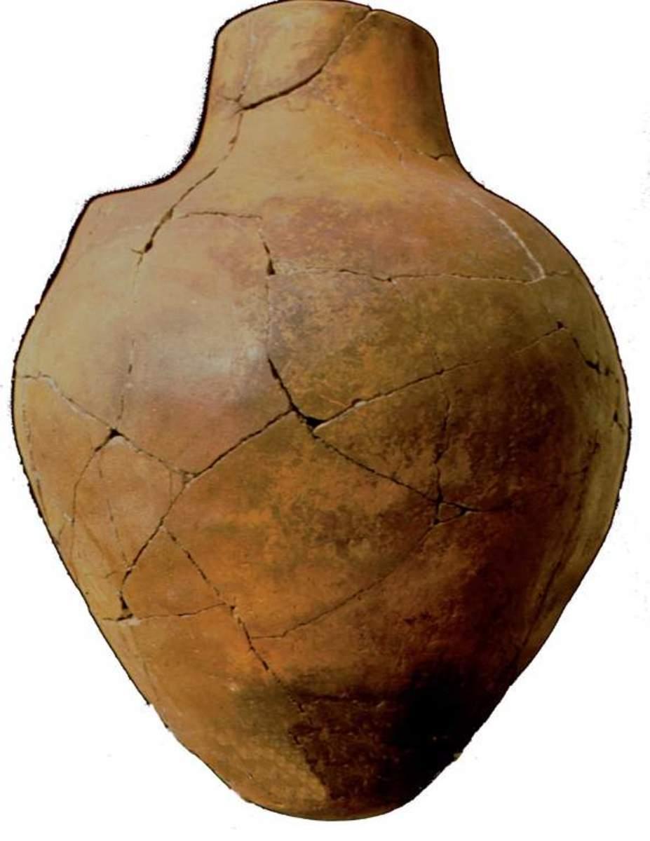 Khoi-Khoi Pot
