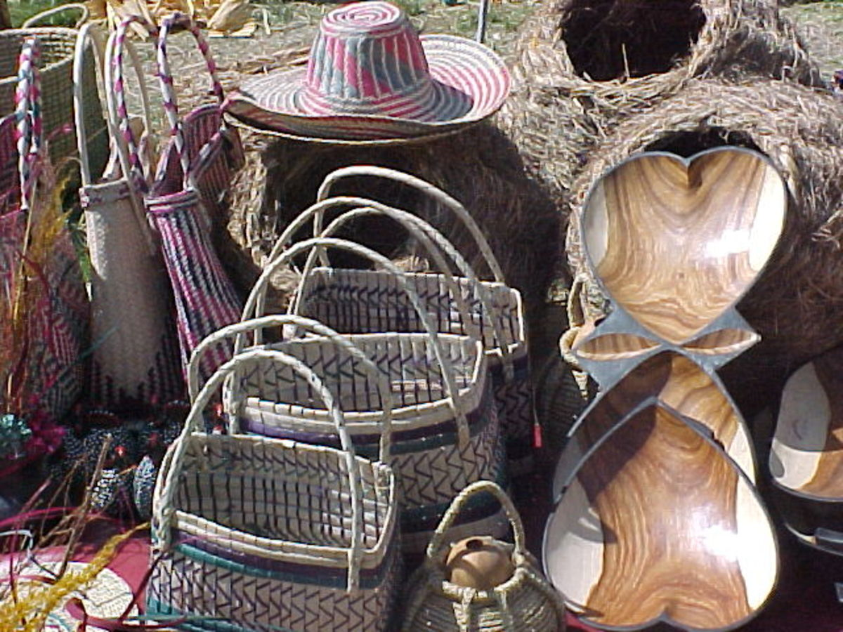 Basotho Arts and crafts