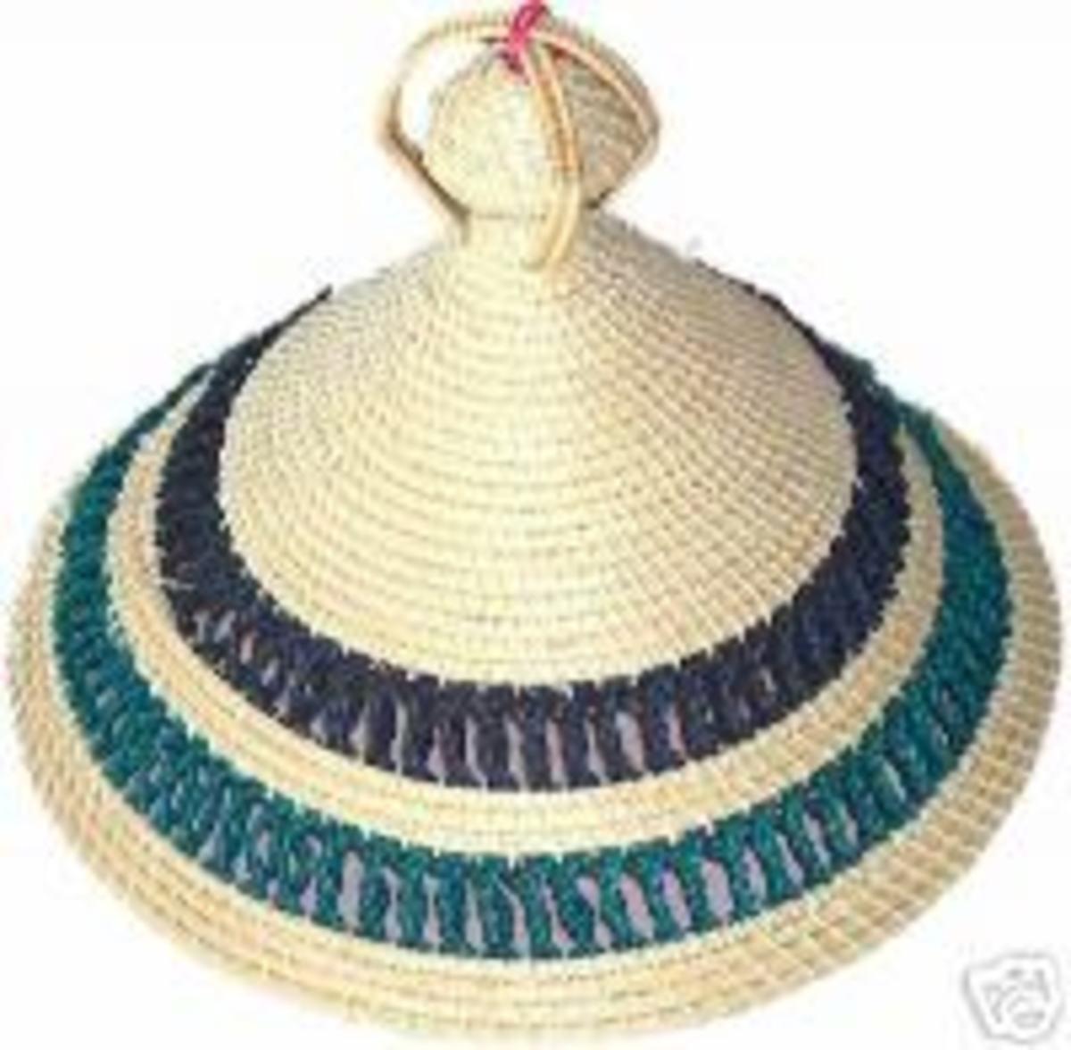 """The Basotho Hat or """"Mokorotlo(Mokianyeho"""