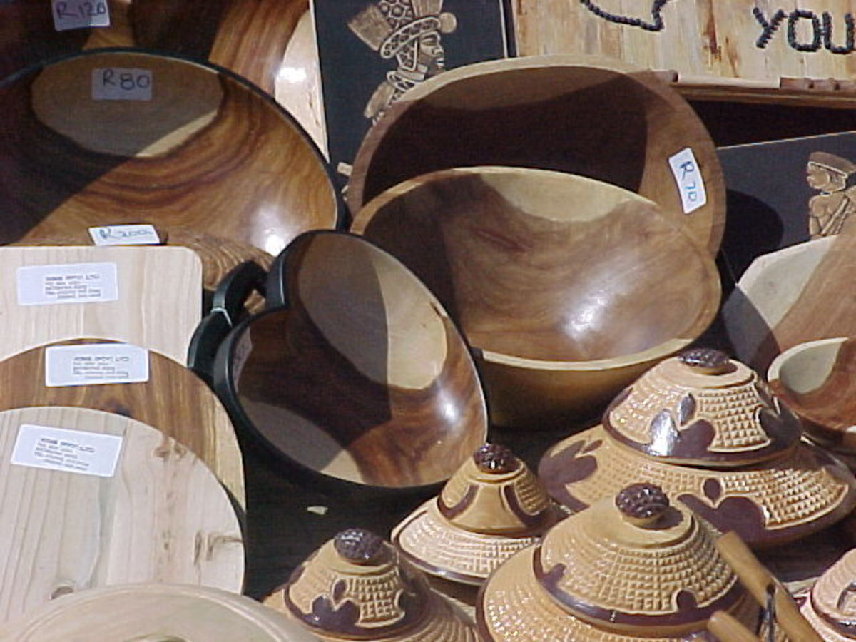 Basotho Arts and Crafts