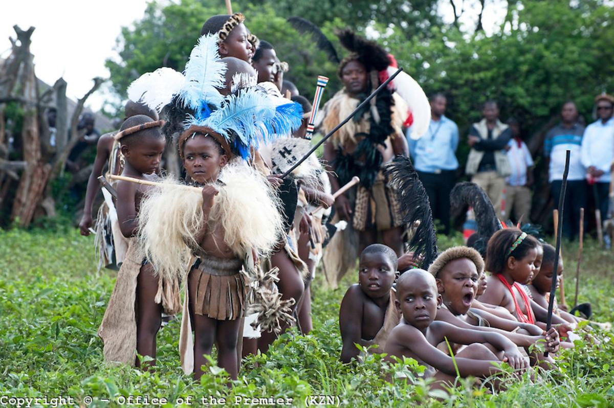 Children of the Zulus