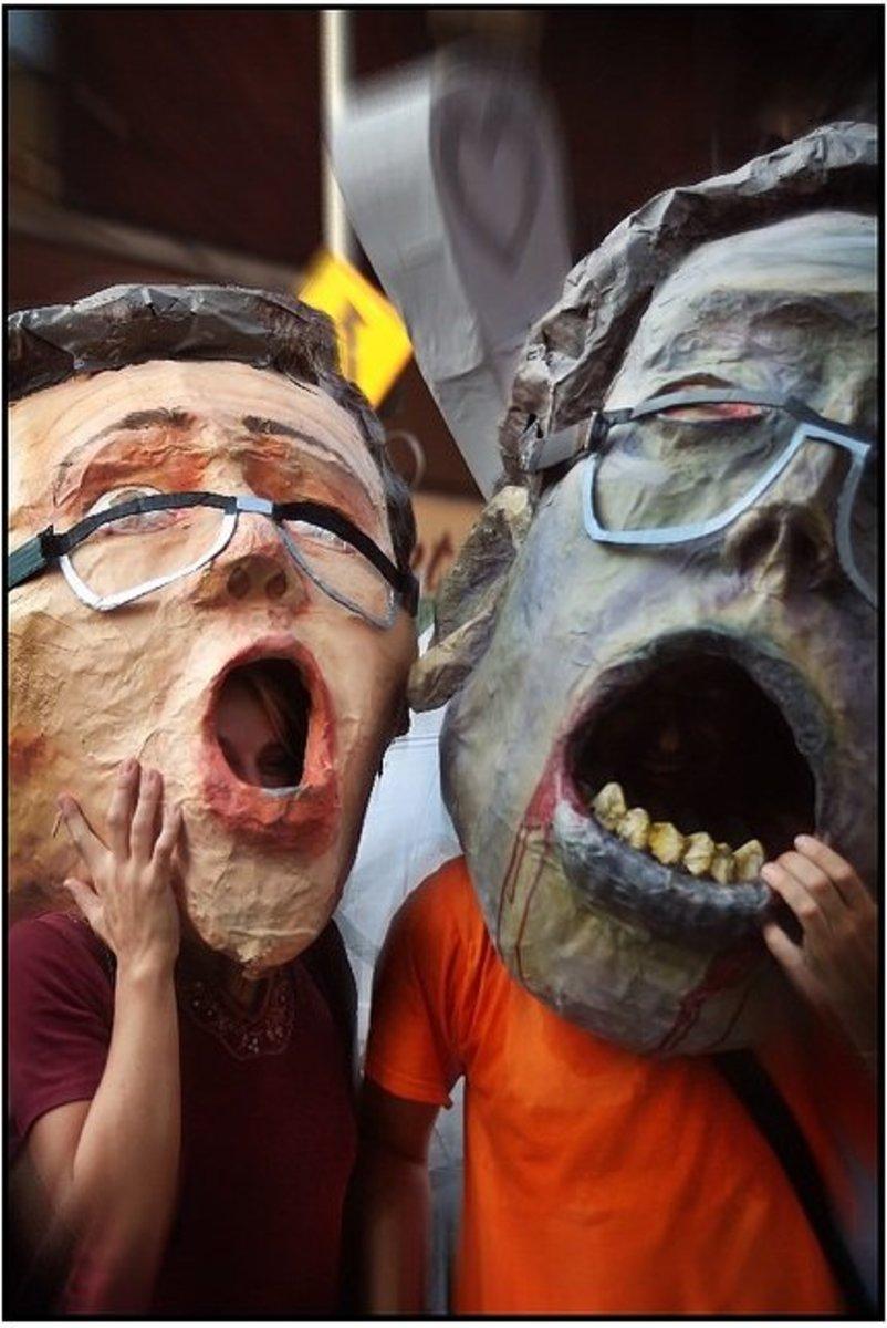 Paper mache recipes masks projects paper sculpture ideas - Masque papier mache ...