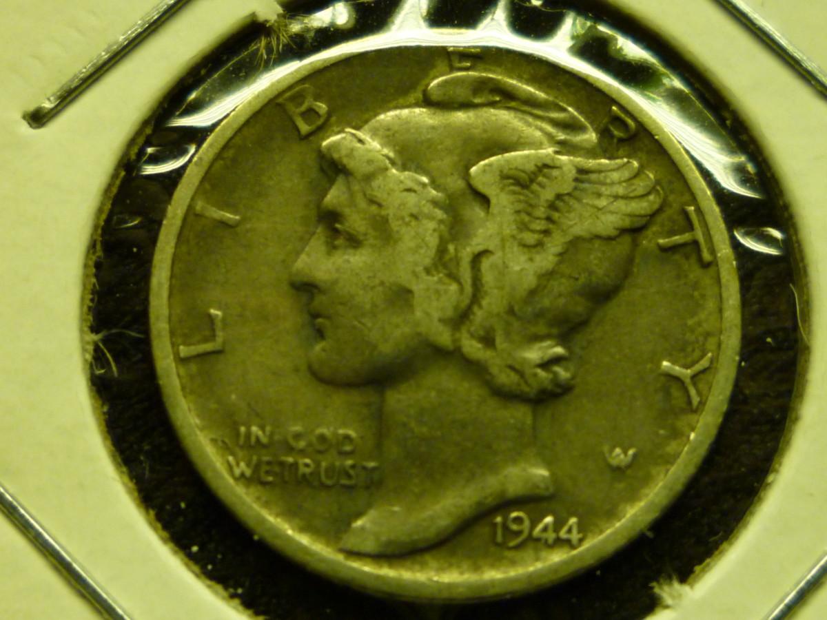 Value of Mercury Dimes.