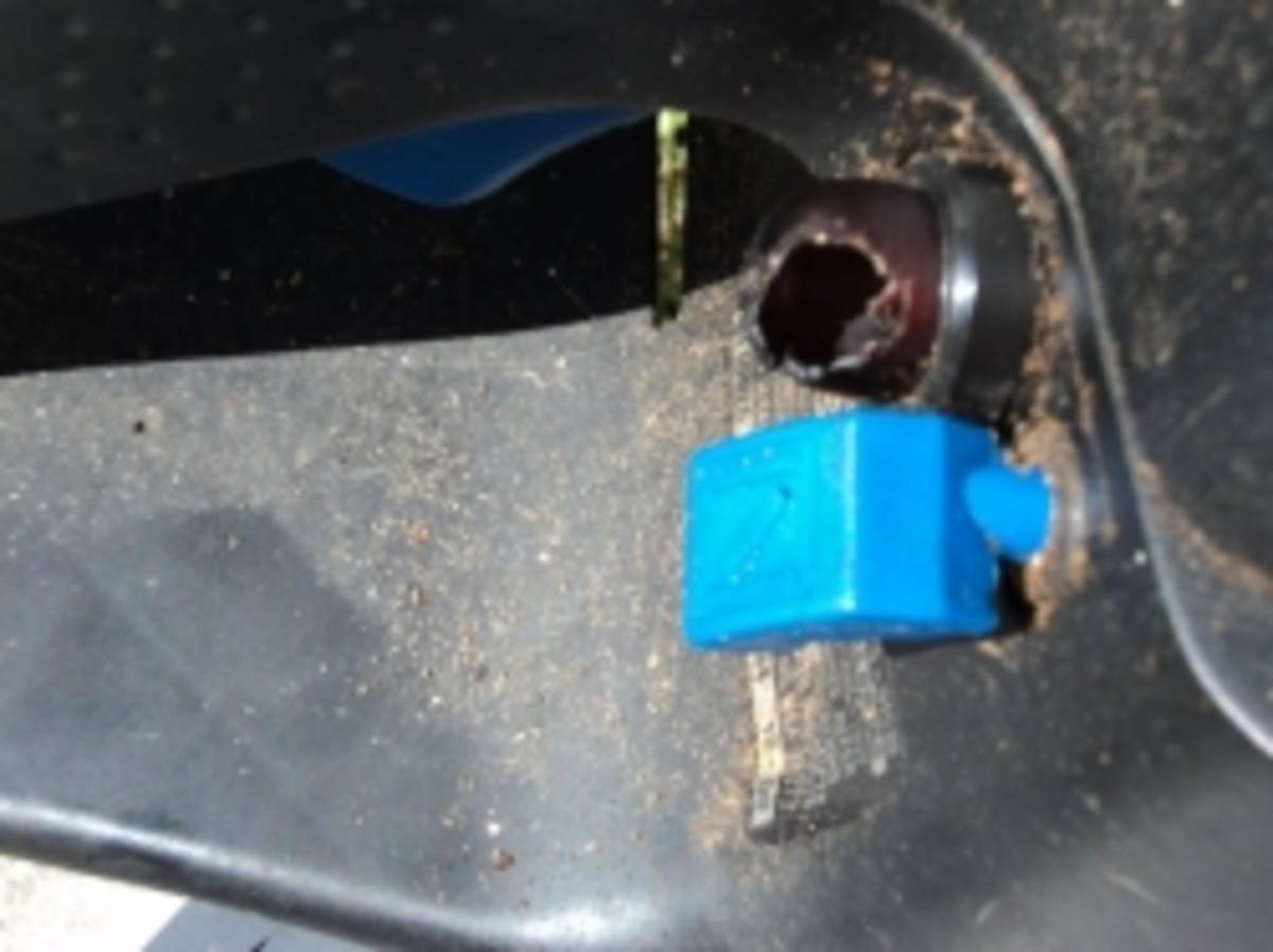 broken Primer Bulb