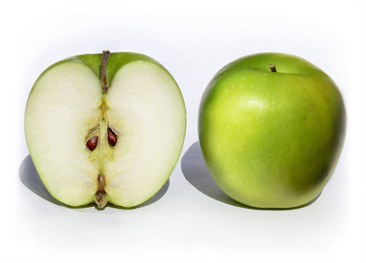 Apple Seeds Have Poisonous Cyanide