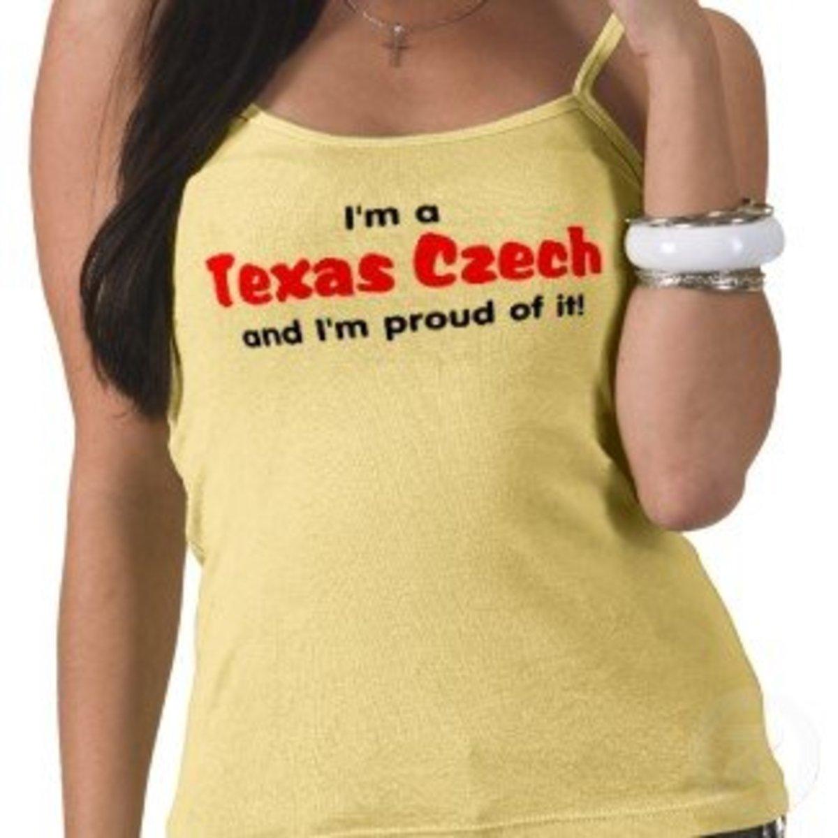 Texas Cultural Diversity:  The Czech Culture of Texas