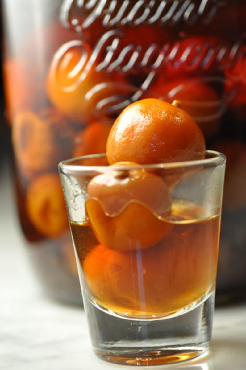 Spiced Brandied Cumquats. Image:  Siu Ling Hui