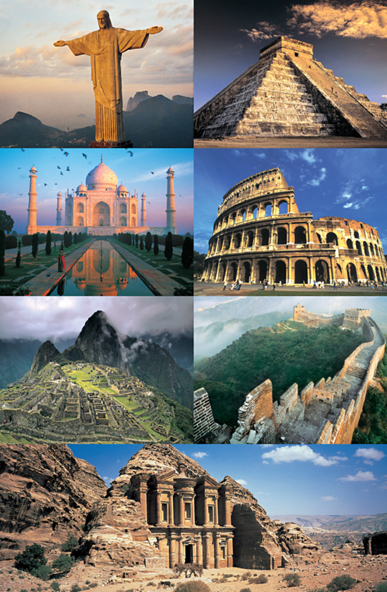 The Seven Ancient World Wonders