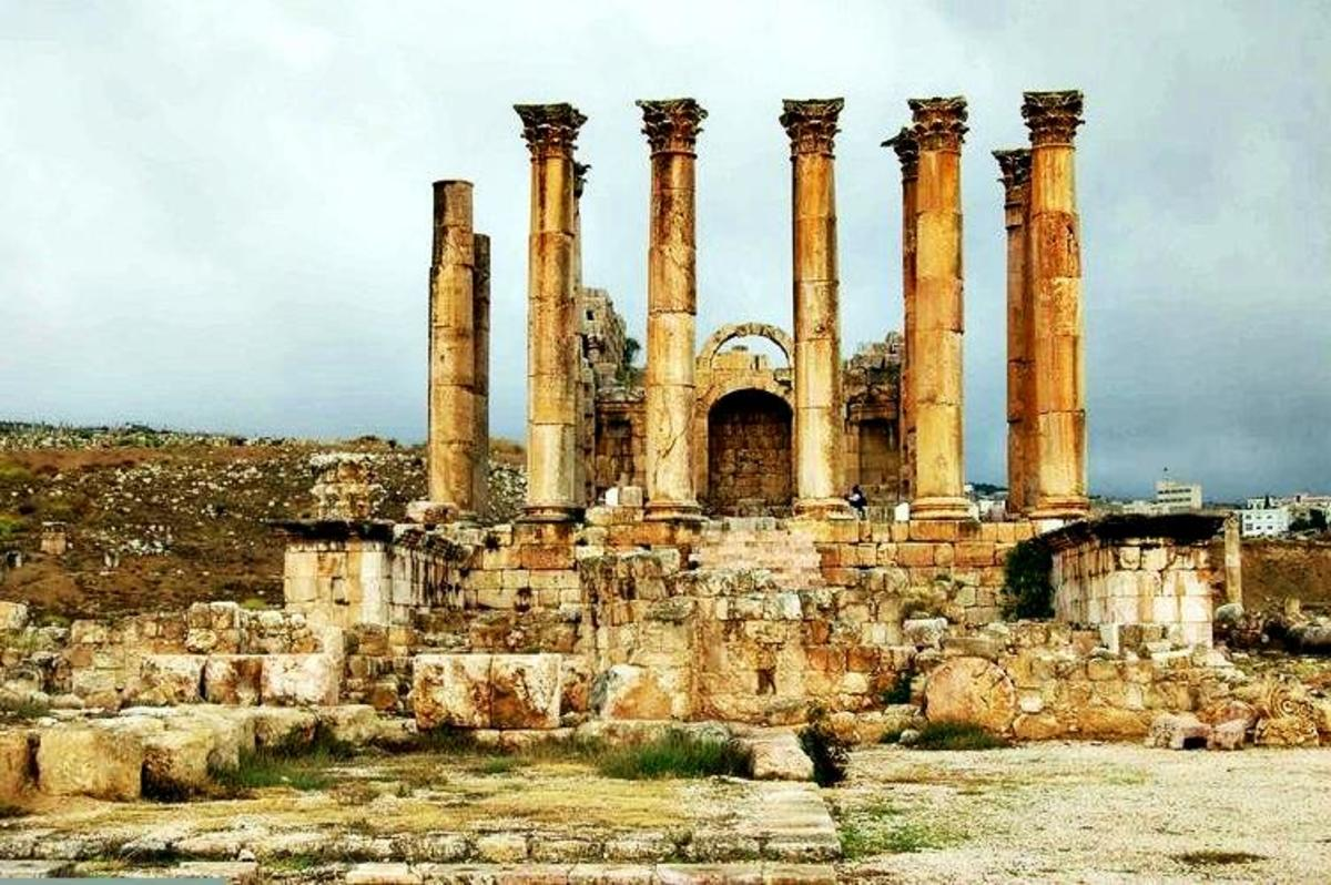 The Temple of Artemis Today Seven Ancient Wonders