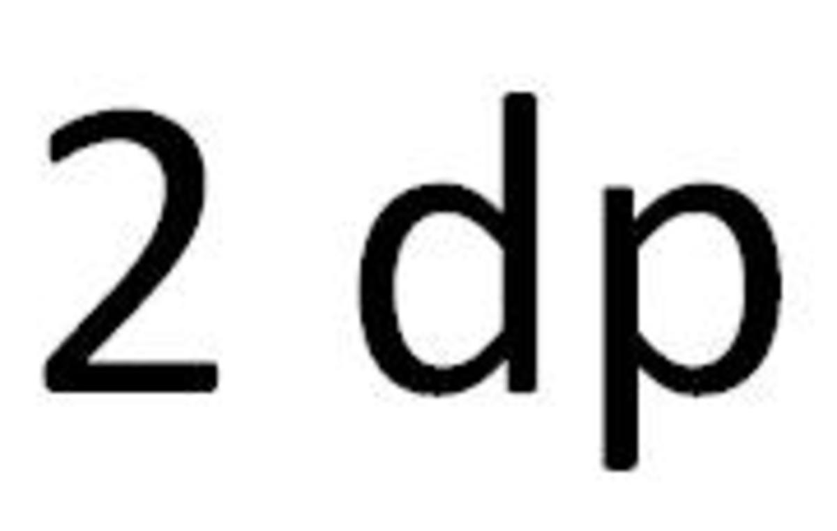 How to round off a number to 2 decimal places (2dp math rounding help)