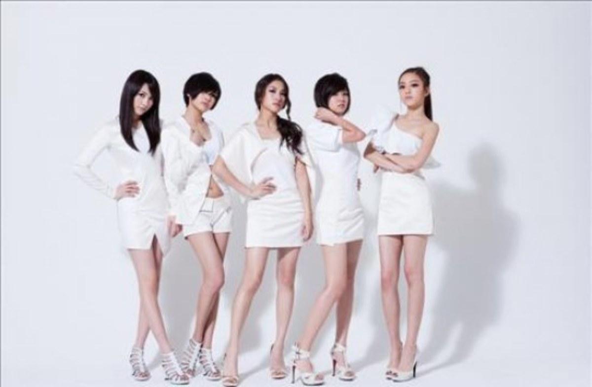 Kara - Korean pop group