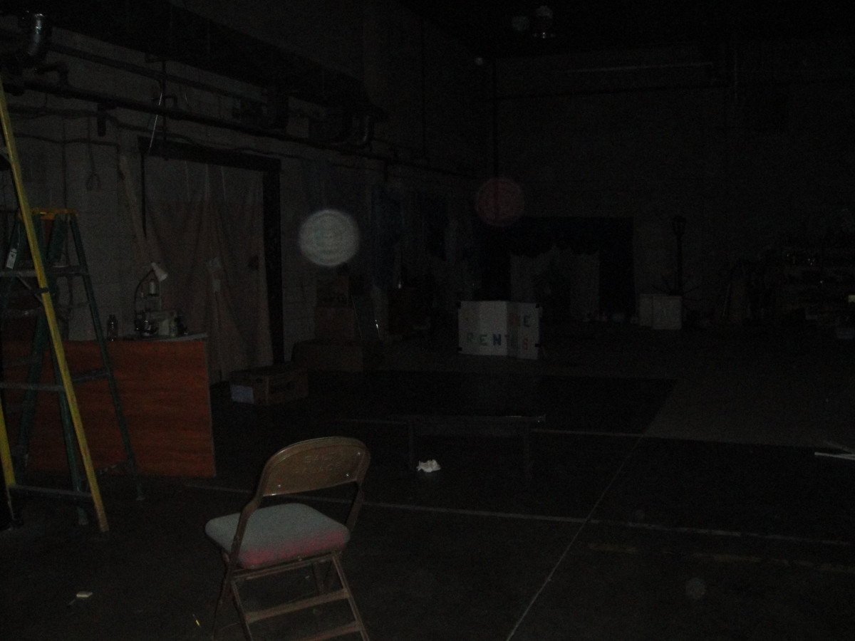 Floating Balls of Light in Photos & Video; Orbs, Spirit Balls, Spirit Energy
