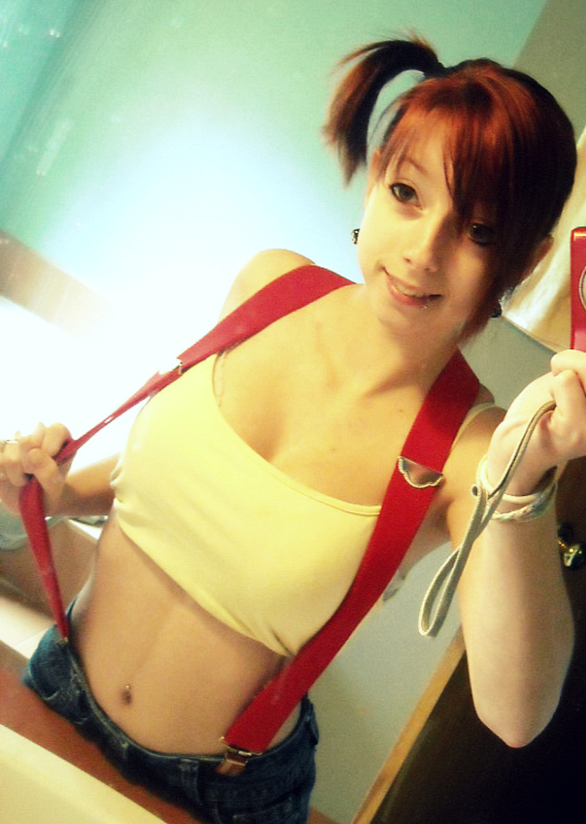 Hot Misty all ready for Dragoncon.