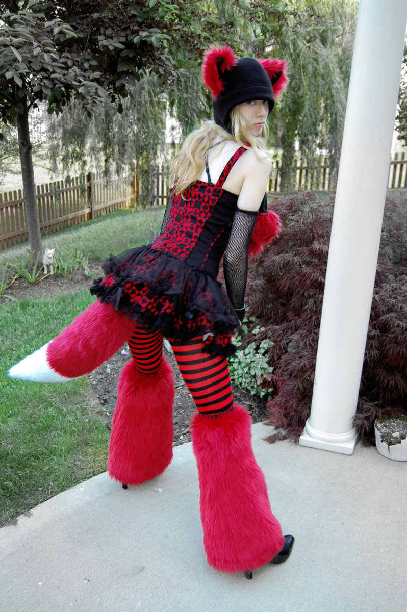 A plushie style Cheshire cat.