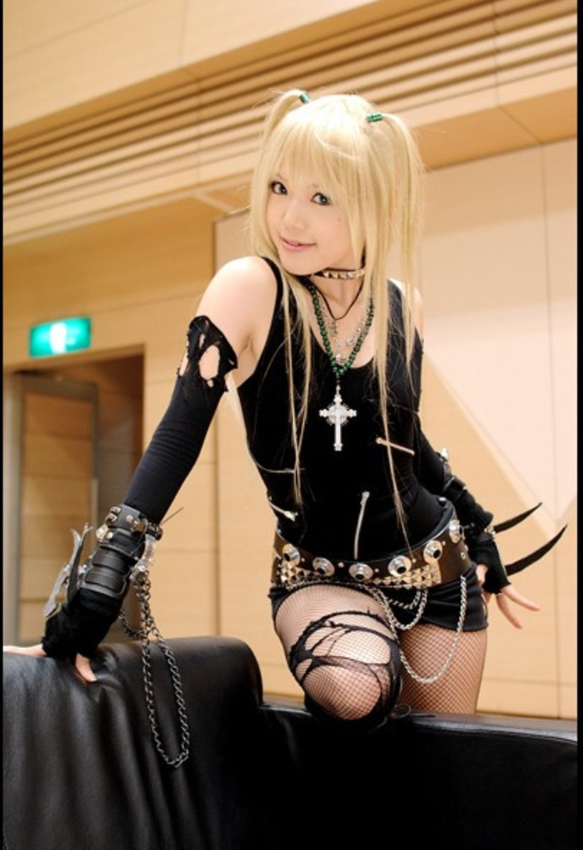 Cutest Misa I ever seen.
