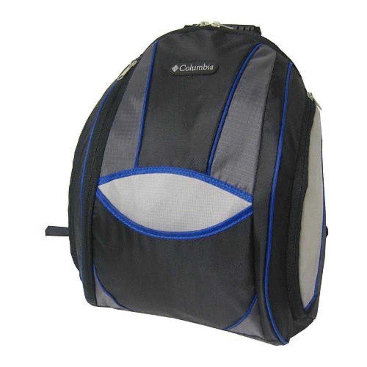 Columbia Trekster Diaper backpack.