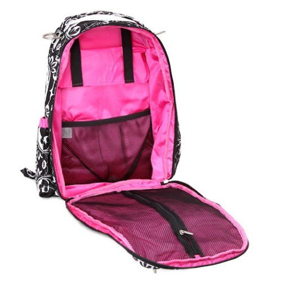 best backpacks with lots of pockets. Black Bedroom Furniture Sets. Home Design Ideas