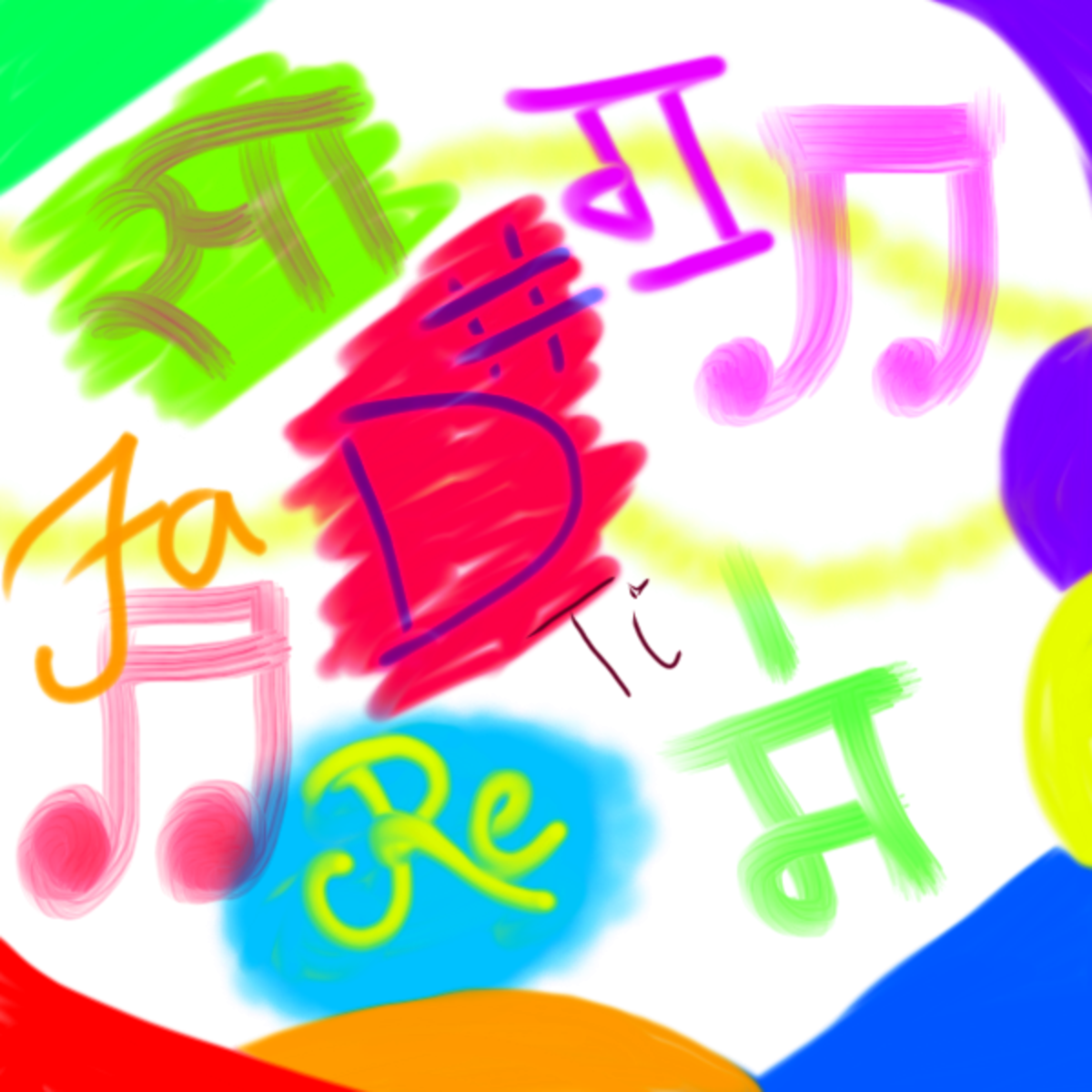 Music adds colorful joys to life