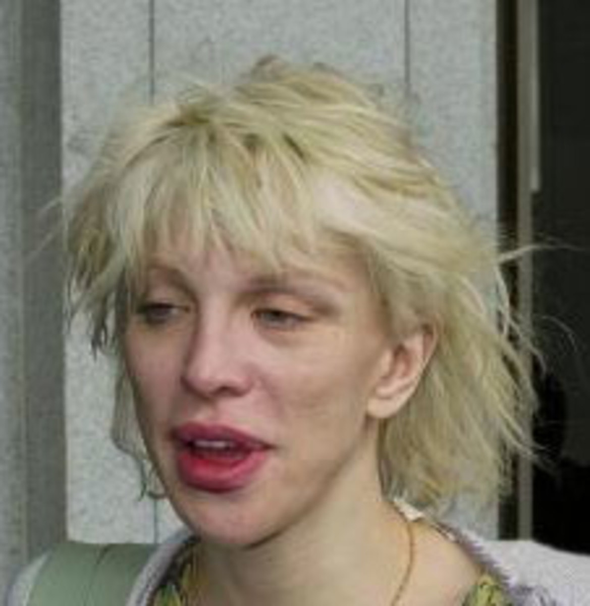 Courtney Love of Hole