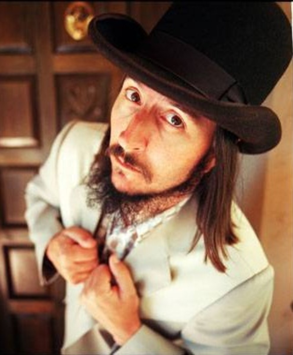 Les Claypool from Primus