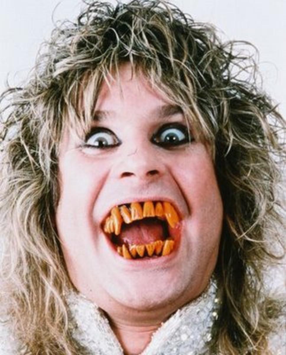 Ozzy Osbourne in the 1980s