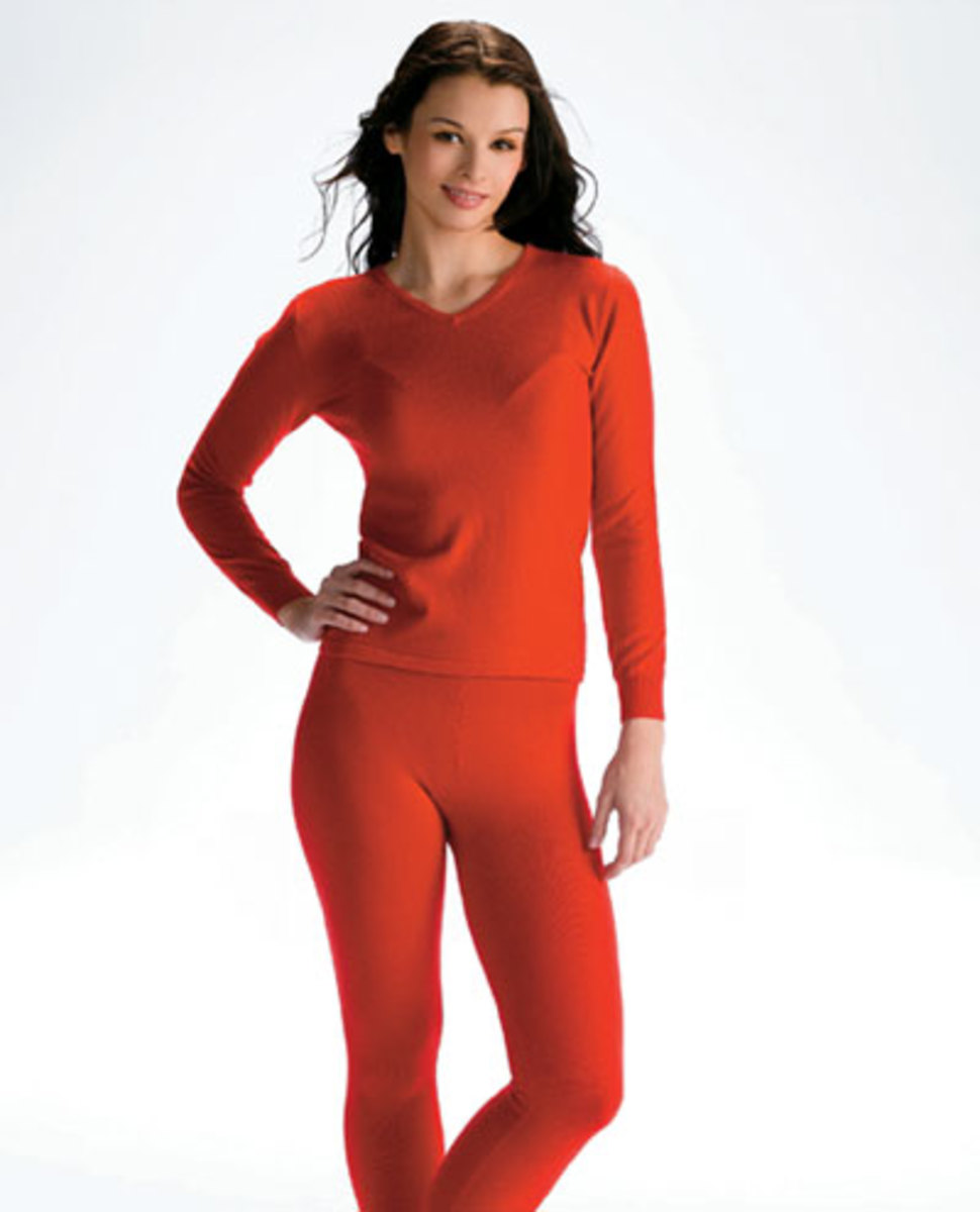 Thermal Underwear and How to Choose a Good Pair
