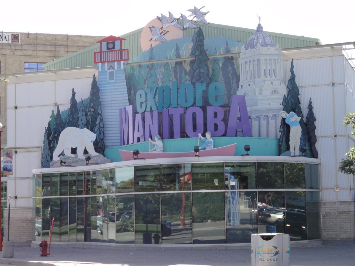 Explore Manitoba Center