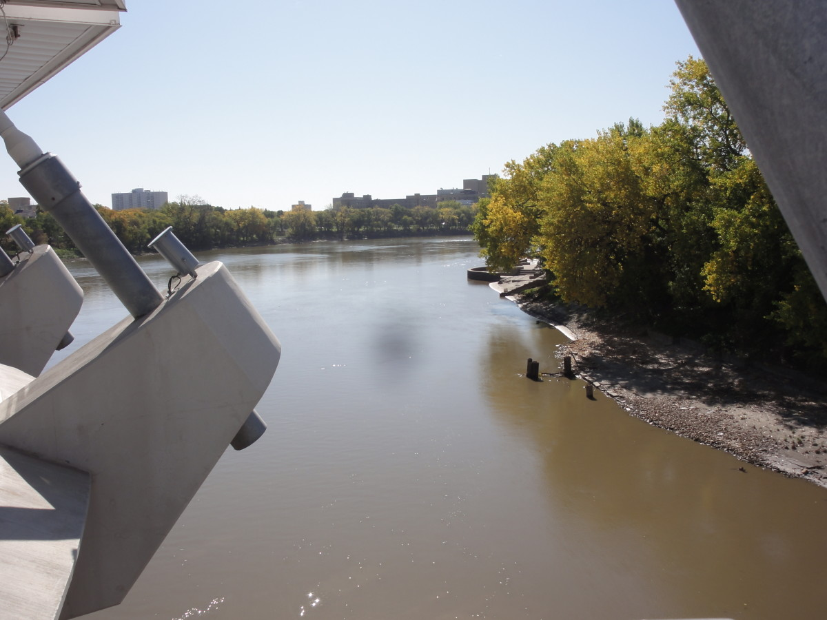 View of the Assiniboine