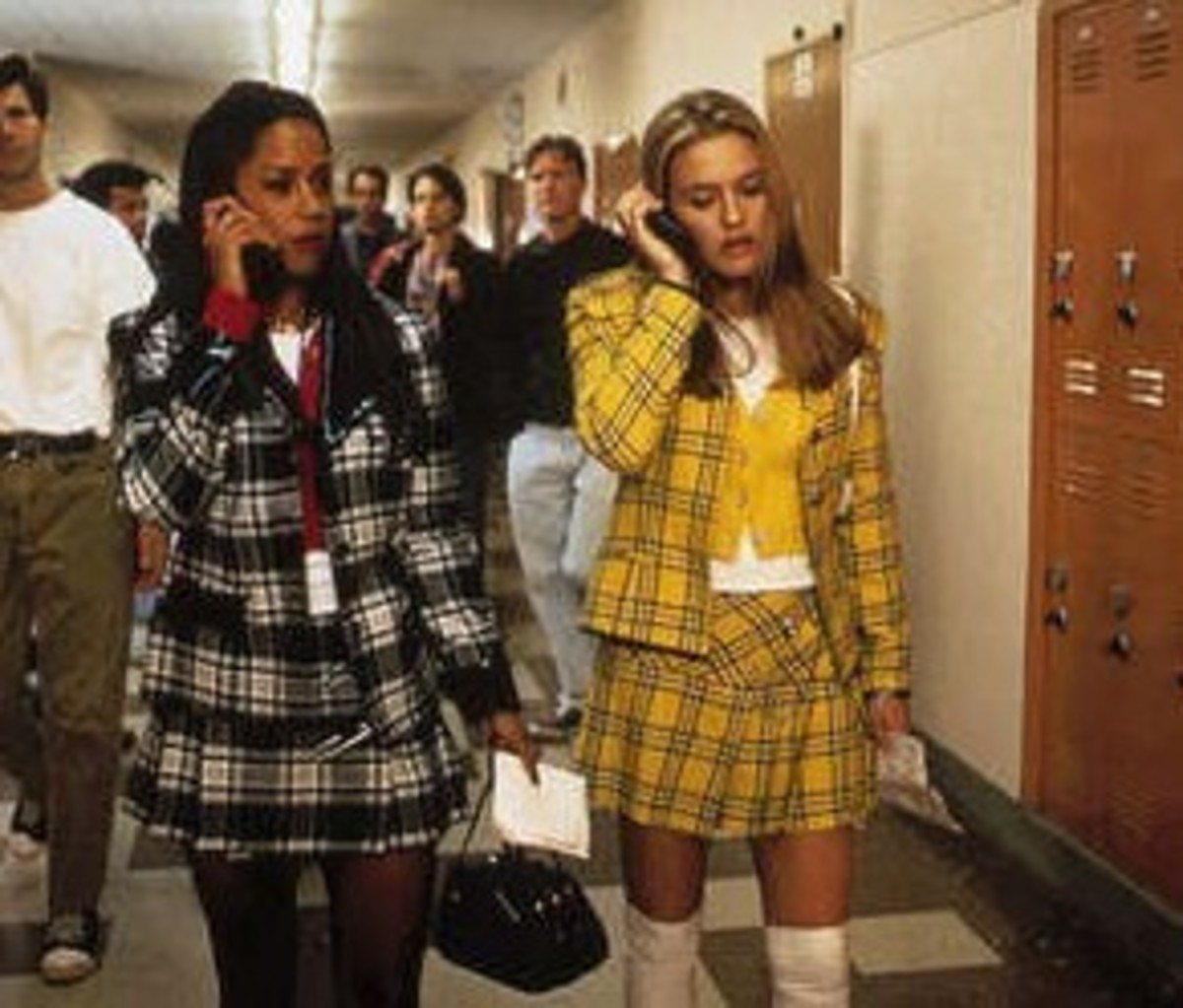 Clueless Outfits Clueless Movie Fashions For The Modern Girl   HubPages