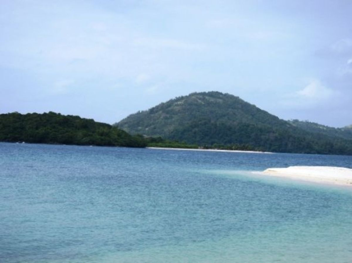 Concepcion Sand Bar