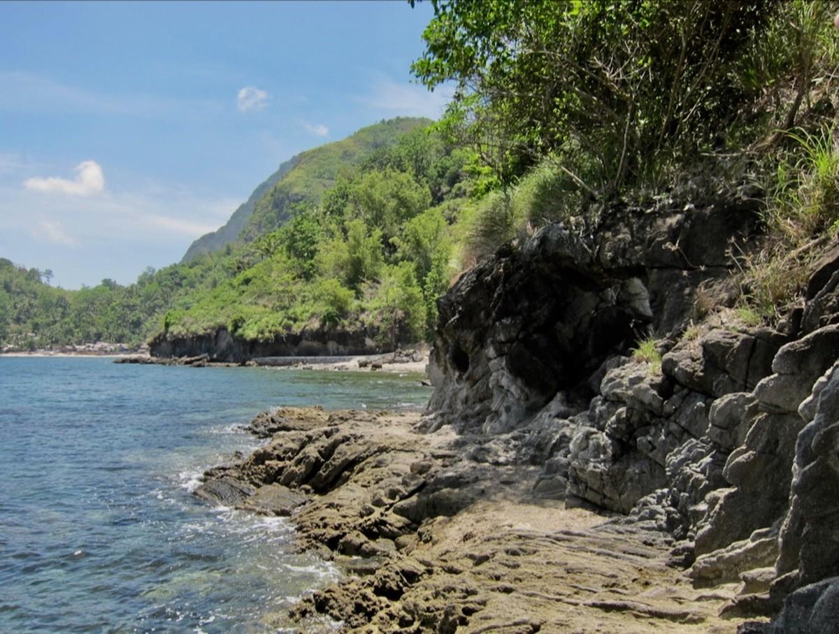 Uninhabited Island in Concepcion