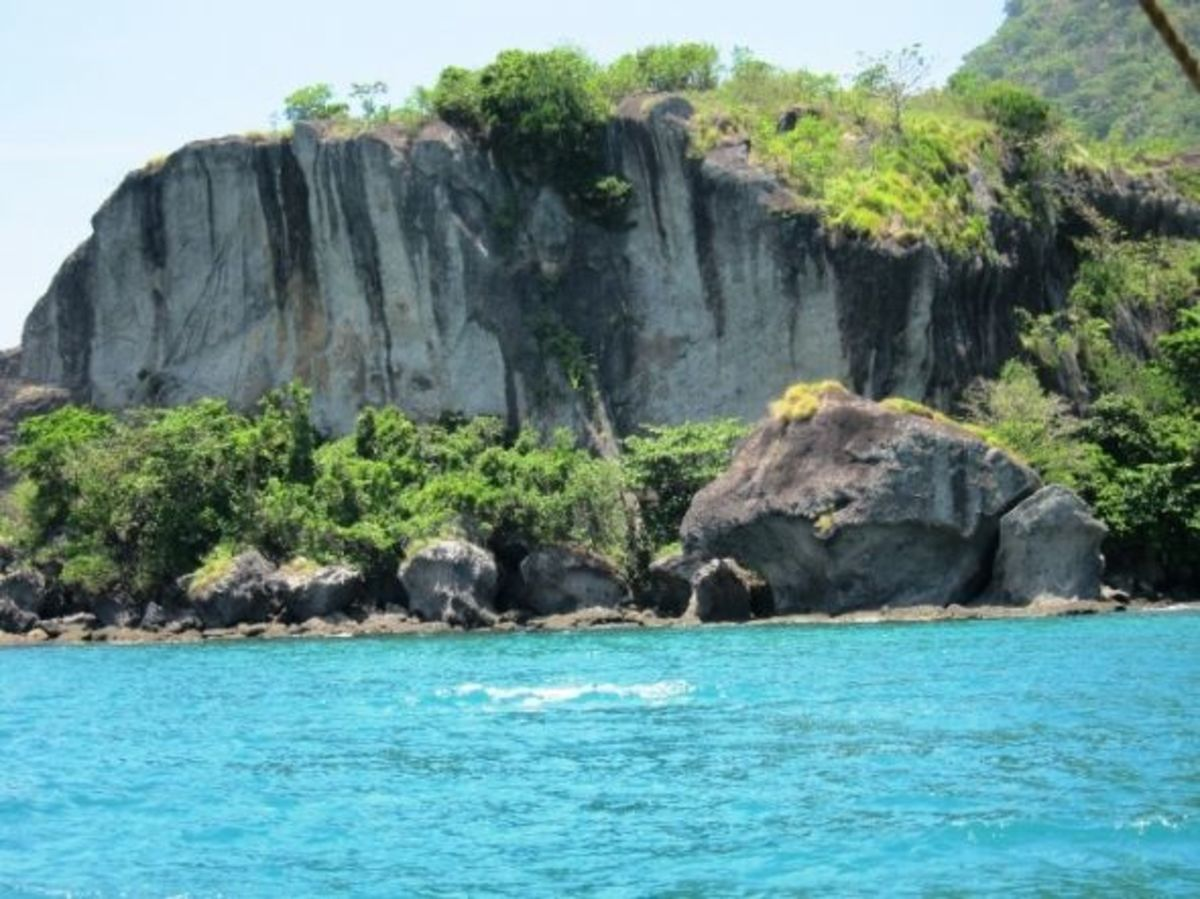 Islands of Concepcion