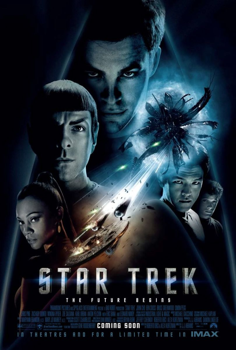 Star Trek (2009) - Illustrated Reference