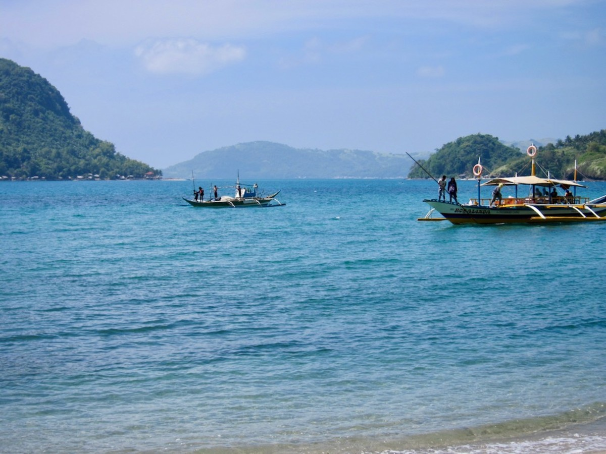 Island Hopping in concepcion