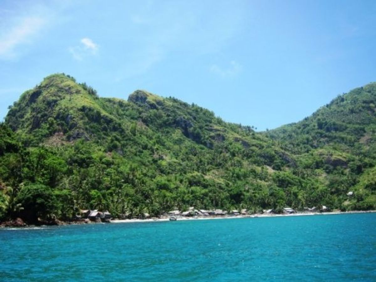 Island Communities in Concepcion