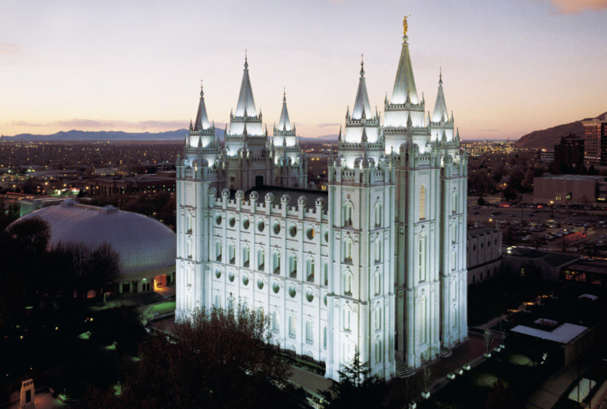 I have many mormons friends and family. Their devotiona nd love of God and family cannot be denied.