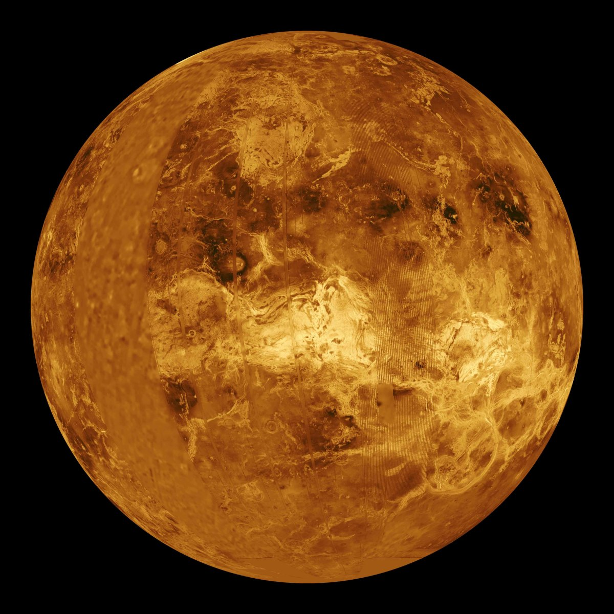 Astronomy; The Geology, Climatology and History of Planet Venus