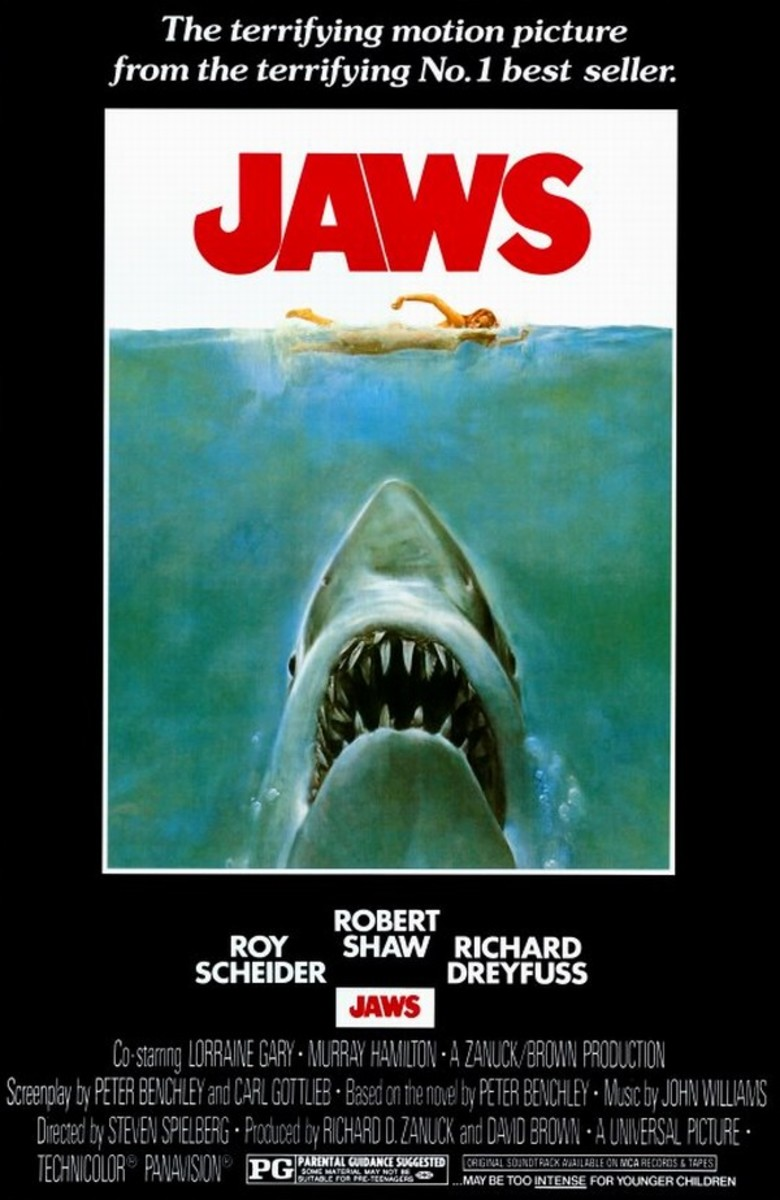 Jaws (1975) - Illustrated Reference