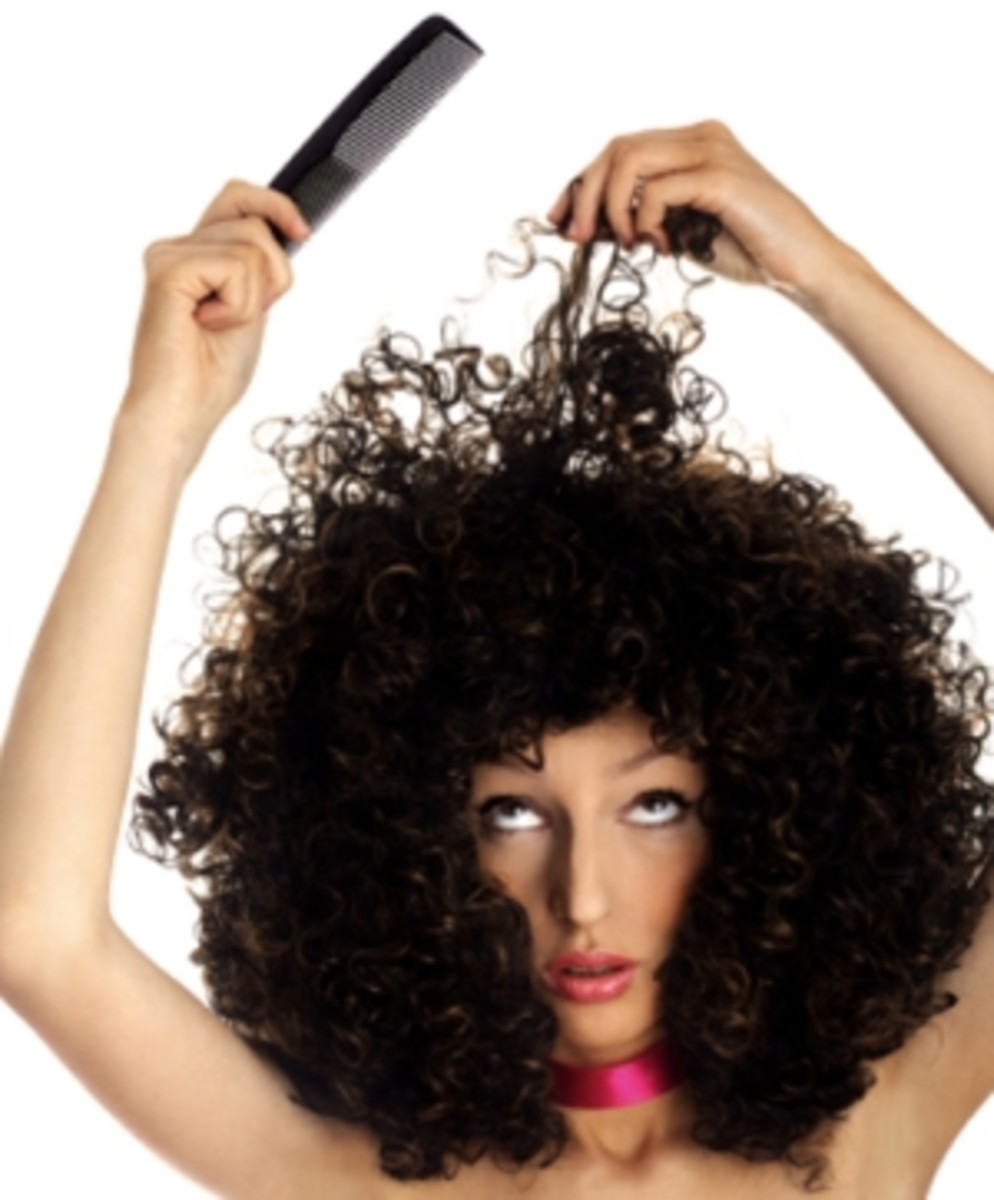 The Classic Denman Brush for Natural Hair