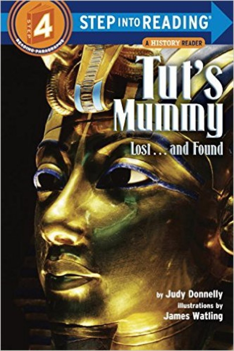 Tut's Mummy: Lost...and Found (Step into Reading) by Judy Donnelly