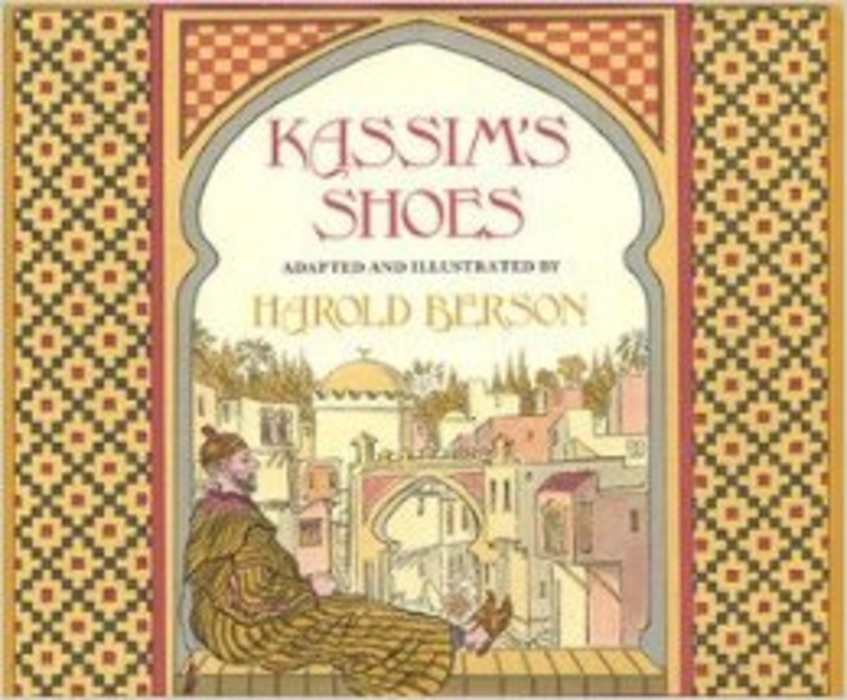 Kassim's Shoes by Harold Berson