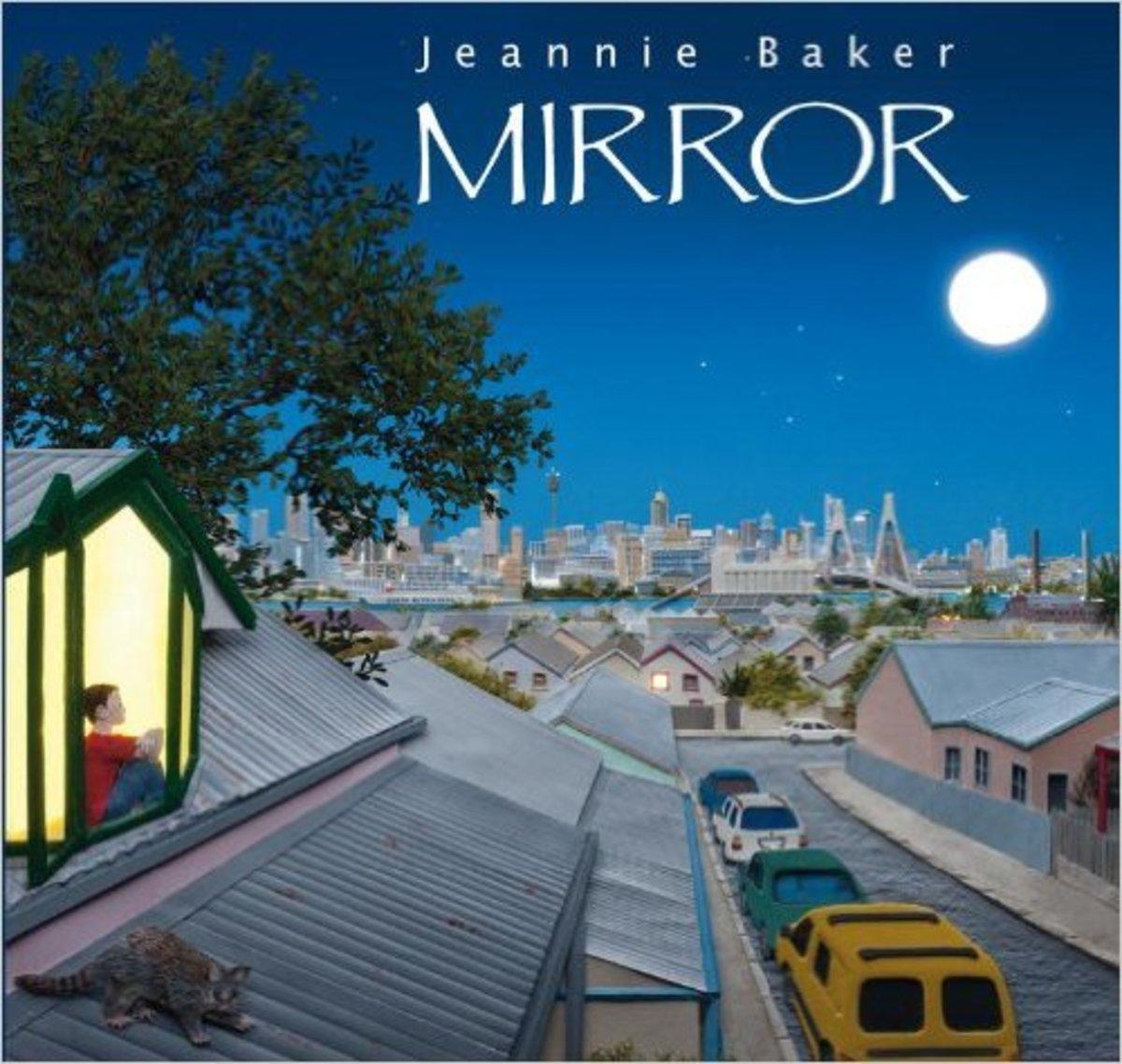 Mirror by Jeannie Baker