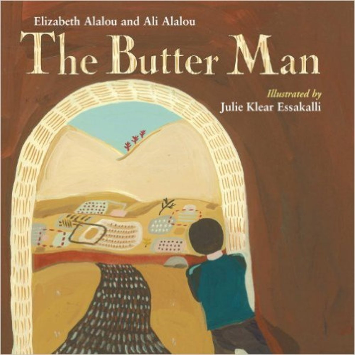 The Butter Man by Elizabeth Letts