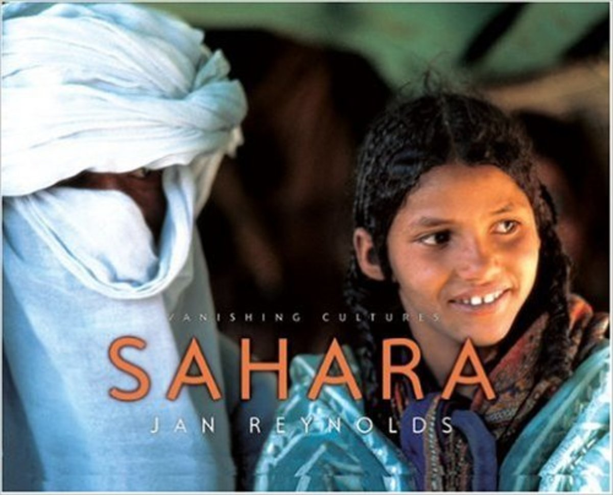 Sahara (Vanishing Cultures Series) by Jan Reynolds