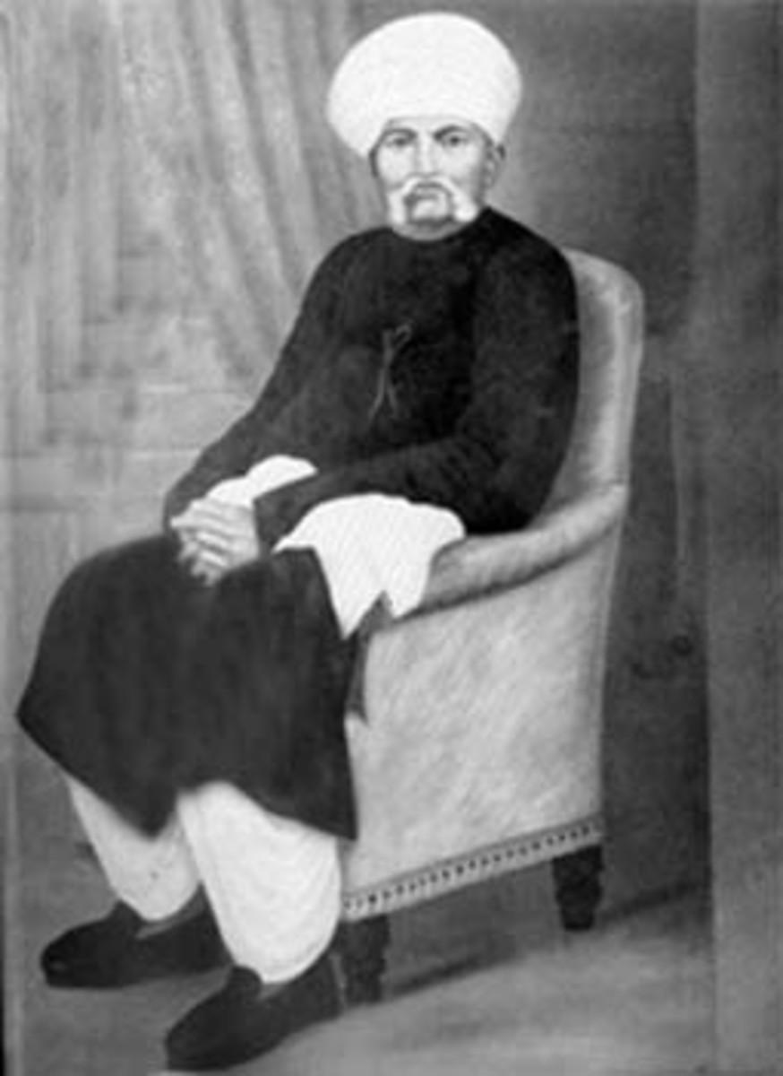 Karamchand Gandhi - Padre de Mohandas Gandhi