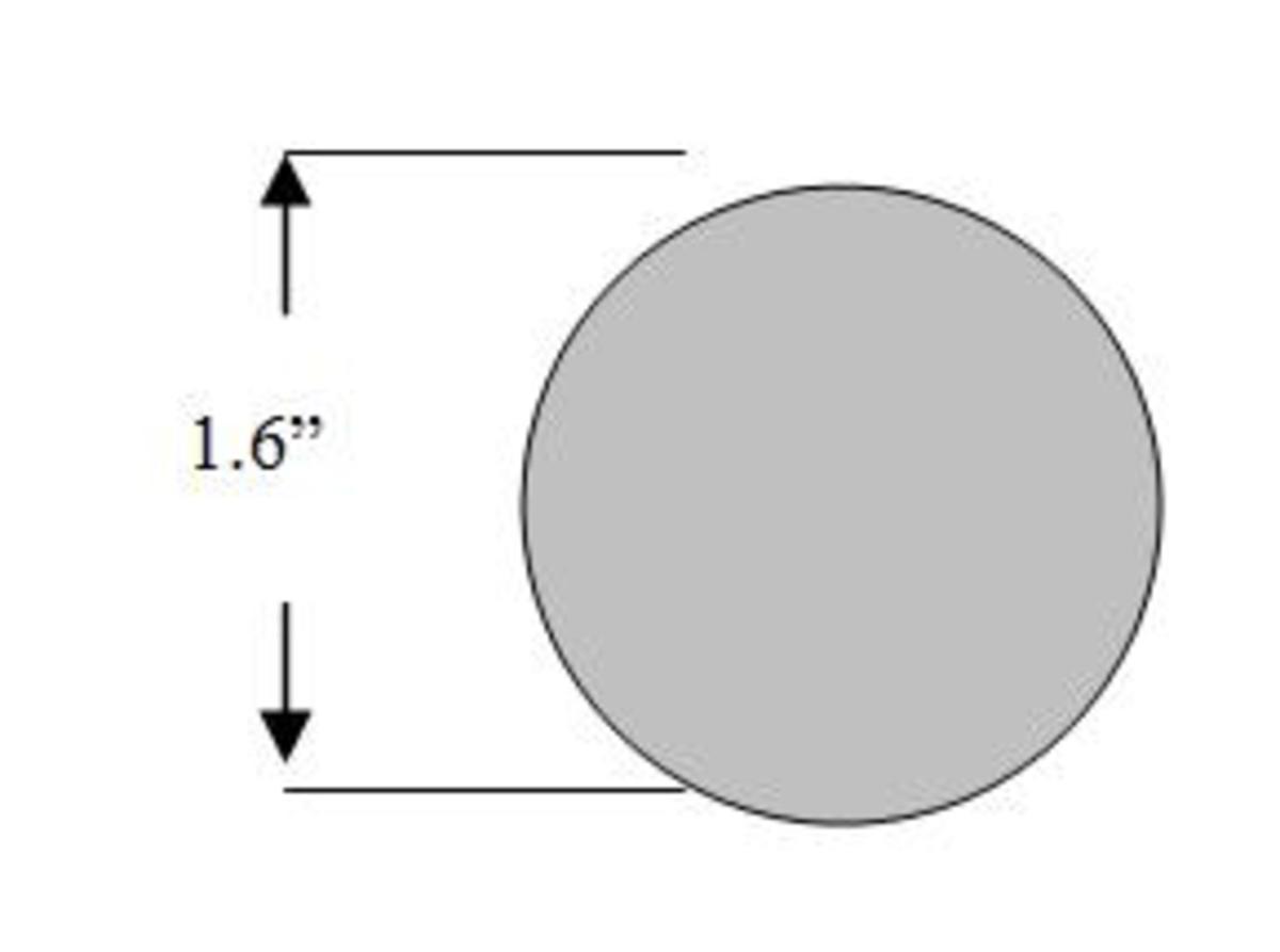 Cut a Circular Piece of Metal Sheet