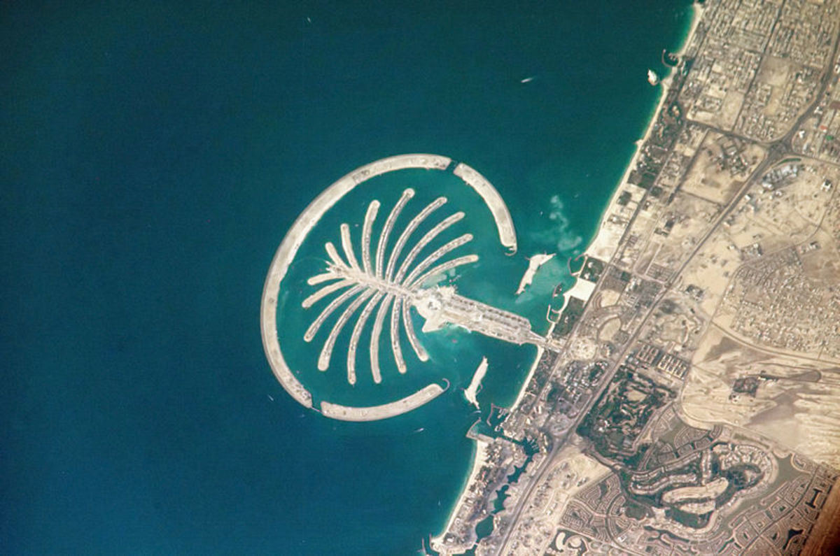 Palm Island Resort, Dubai